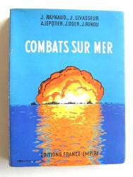 Collectif - Combats sur mer
