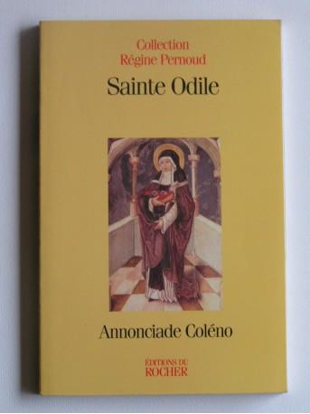 Annonciade Coléno - Sainte Odile