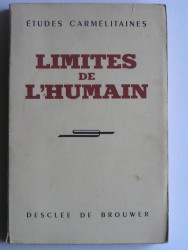 Collectif - Limites de l'humain