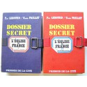 Paul Lesourd & Claude Paillat - Dossier secret. L'Eglise de France. Tome 1 & 2