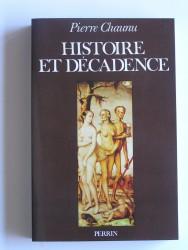 Histoire et décadence
