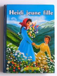 Heidi jeune fille