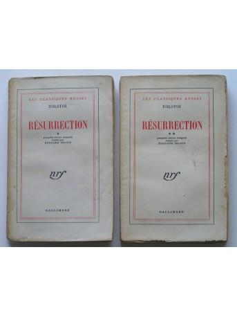 Tolstoï - Résurrection