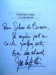 Jean-Christophe Notin - Nom de code: Murène