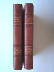 Alain Gerbault - Journal de bord. A la poursuite du soleil (tome1) et sur la route du retour (tome2)