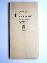 Jean de La Ceppède - Le Livre des Théorèmes sur le sacré Mystère de notre rédemption. Choix de textes