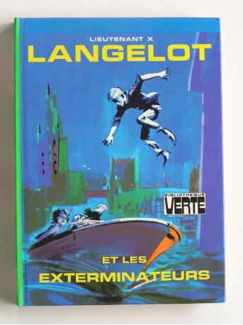Lieutenant X (Vladimir Volkoff) - Langelot et les exterminateurs