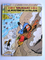Derib et Job - Yakari. Le mystère de la falaise