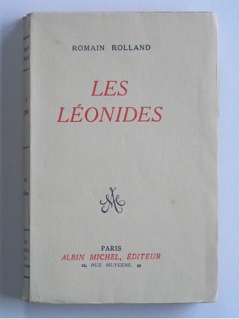 Romain Roland - les Léonides