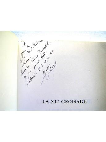 Père Maurice Avril - La XIIe croisade