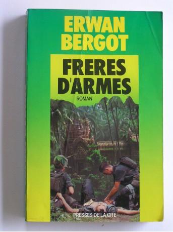 Erwan Bergot - Frères d'armes
