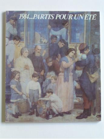 Collectif - 1914...Paris pour un été