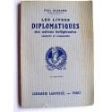 Félix Guirand - Les livres diplomatiques des nations belligérantes analysés et commentés
