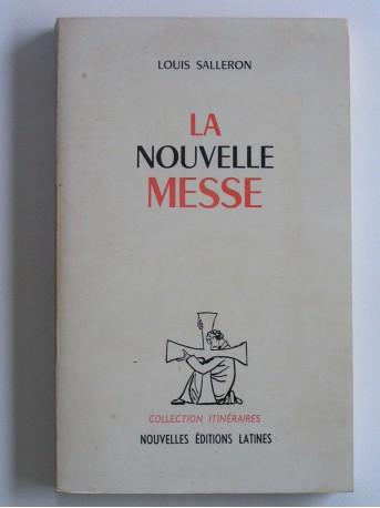 Louis Salleron - La nouvelle messe