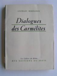 Georges Bernanos - Dialogues des Carmélites