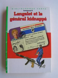 Lieutenant X (Vladimir Volkoff) - Langelot et le général kidnappé