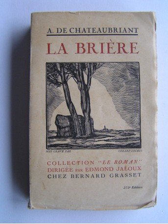 Alphonse de Chateaubriant - La Brière