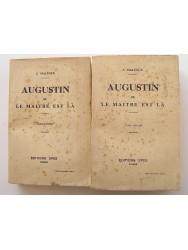 Augustin ou le maître est là.