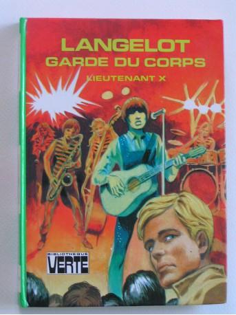 Lieutenant X (Vladimir Volkoff) - Langelot garde du corps