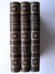 Monseigneur Charles-Emile Freppel - Discours - Panégyriques. Tomes 1, 2 et 3
