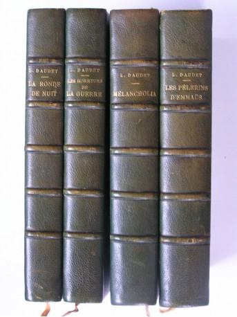 Léon Daudet - Courrier des Pays-Bas. Complet: Tome 1 à 4