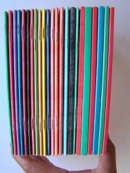 Mes derniers cahiers. Complet des six séries.