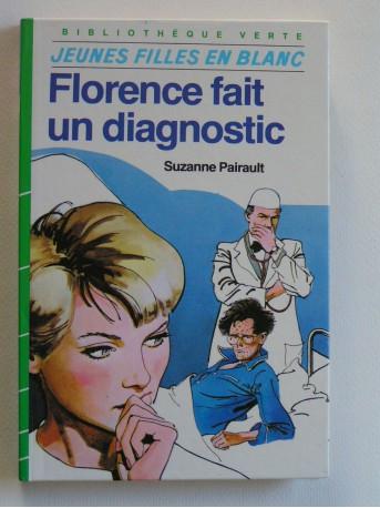 Suzanne Pairault - Florence fait un diagnostic