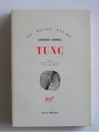 Lawrence Durrell - Tunc