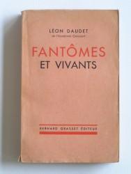 Léon Daudet - Fantômes et vivants