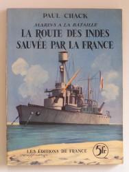 La route des Indes sauvée par la France