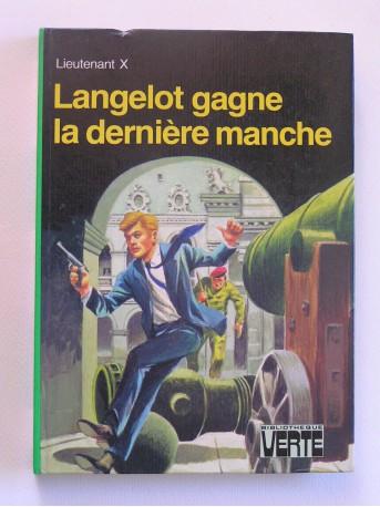 Lieutenant X (Vladimir Volkoff) - Langelot gagne la dernière manche