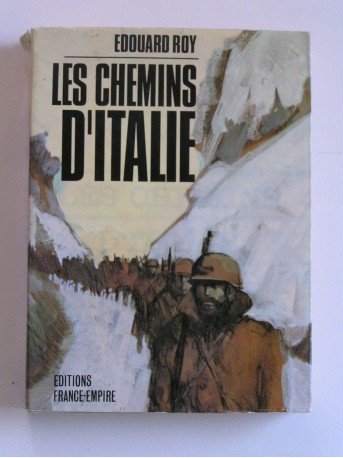 Edouard Roy - Les chemins d'Italie
