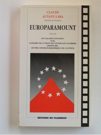 Claude Autant-Lara - Europaramount.