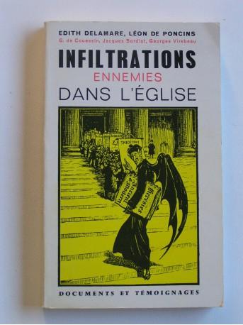 Edith Delamare - Infiltrations ennemies dans l'Eglise