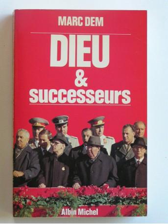 Marc Dem - Dieu et successeurs