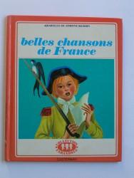 Belles chansons de France