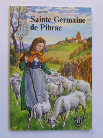 Agnès Richomme - Saint germaine de Pibrac