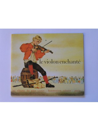 J.-M. Guilcher - Le violon enchanté