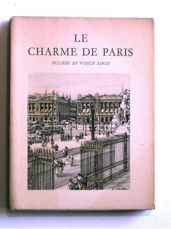 L on gosset les charmes de paris eglises et vieux logis for Logis de france vichy