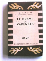 Le drame de Varennes