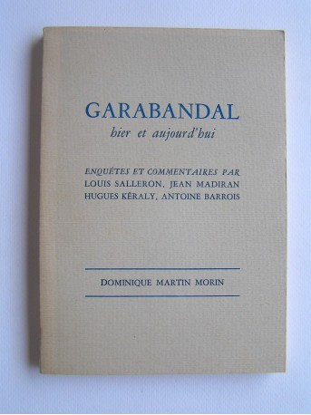 Collectif - Garrabandal hier et aujourd'hui