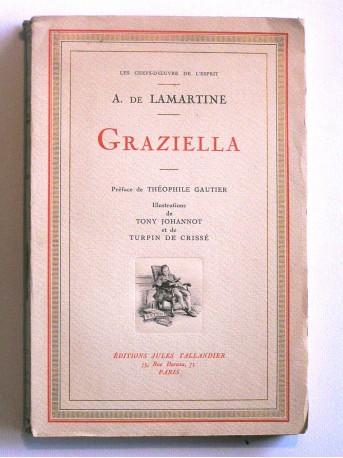 Alphonse de Lamartine - Graziella