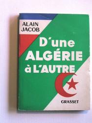 D'une Algérie à l'autre