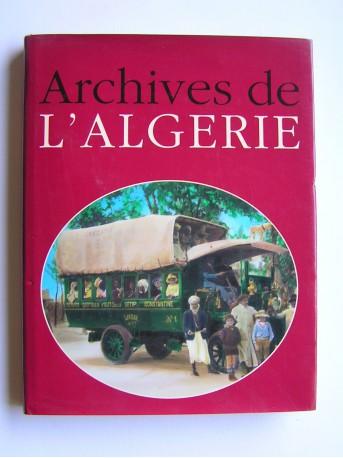 Jacques Borgé et Nicolas Viasnoff - Archives de l'Algérie