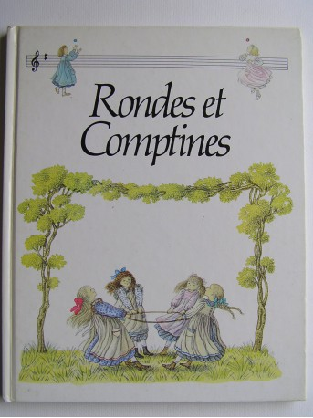 Anonyme - Rondes et Comptines