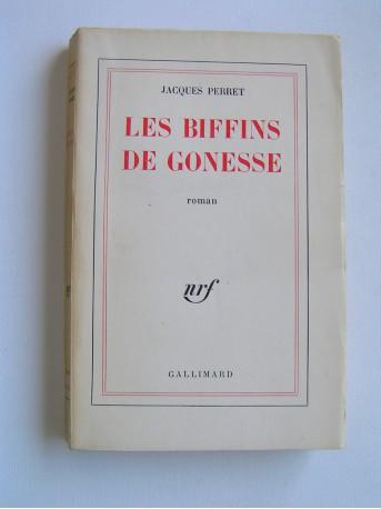 Jacques Perret - Les biffins de Gonesse