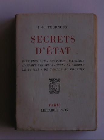 J.-R. Tournoux - Secrets d'état