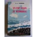 Amiral Lemonnier - Les cent jours de Normandie