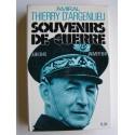 Amiral Thierry d'Argenlieu - Souvenirs de guerre. Juin 1940 - Janvier 1941