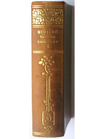Molière - Théâtre complet illustré. Deuxième volume